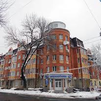 Кирпоноса вул., 7 Укргазбанк