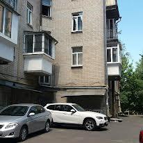 Кудрявський узвiз, 2